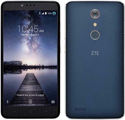 ZTE ZMAX PRO Z981 4G LTE 13MP Smartphone (Metro PCS/T-Mobile) (Renewed)