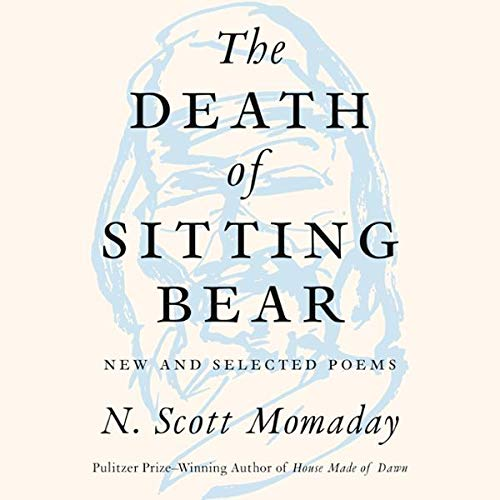 The Death of Sitting Bear audiobook cover art