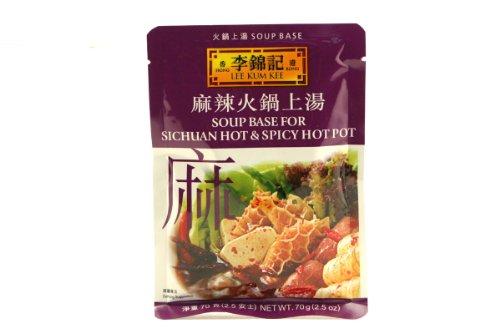 Lkk – Basismischung für chinesisches Fondue mit Gewürzen des Sichuan 70 g