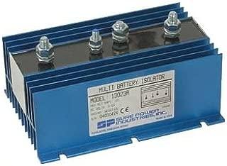 2 Batt - 1 Alt 130 Amp Max W/Cs Series Alts Battery Isolator 2-YEAR WARRANTY
