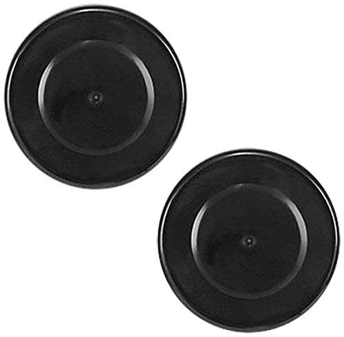 Levenger Circa Discs - Set of 22, 2-Inch - Black (ADS5065)