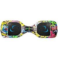 SMARTGYRO X1s Hoverboard eléctrico, Unisex Adulto, Multicolor, Talla única