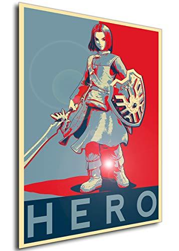 Instabuy Poster - Propaganda - Dragon Quest XI - Hero A3 42x30