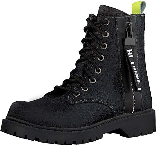 Braqeez Belle Boot - Kinderschoenen Meisjes Maat 34 - Zwart - Laarzen