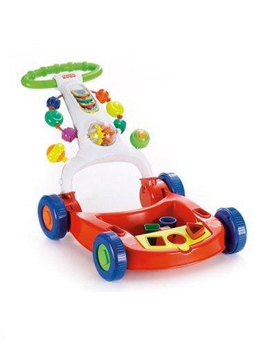 Mattel Fisher-Price K6670-0 - Spiel- und Lauflernwagen