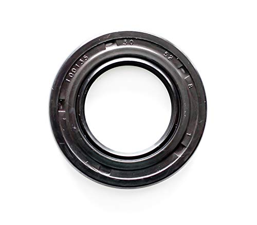 EAI VITON Oil Seal 20mm X 42mm X 7mm TC Double Lip w//Stainless Steel Spring Metal Case w//Viton Rubber Coating