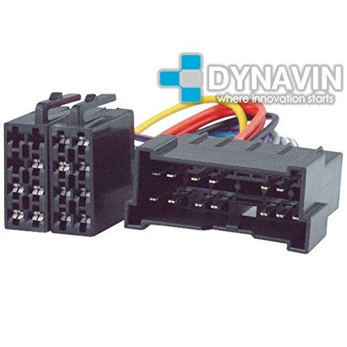 Dynavin ISO-KIA.2002 Connecteur ISO universel pour installer des radios sur Kia et Hyundai
