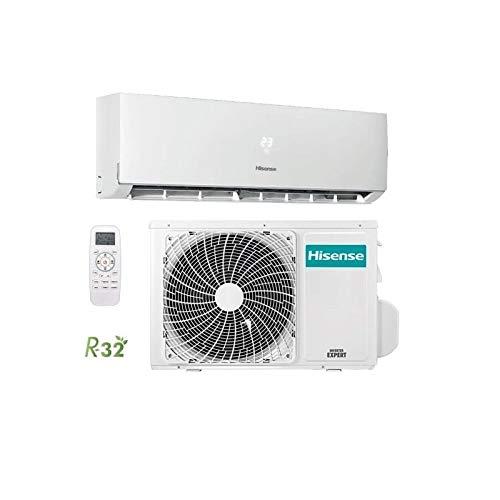 Hisense Climatizzatore Condizionatore Inverter R32 NEW COMFORT 9000 BTU DJ25VE0A Wi-Fi Optional Classe A++