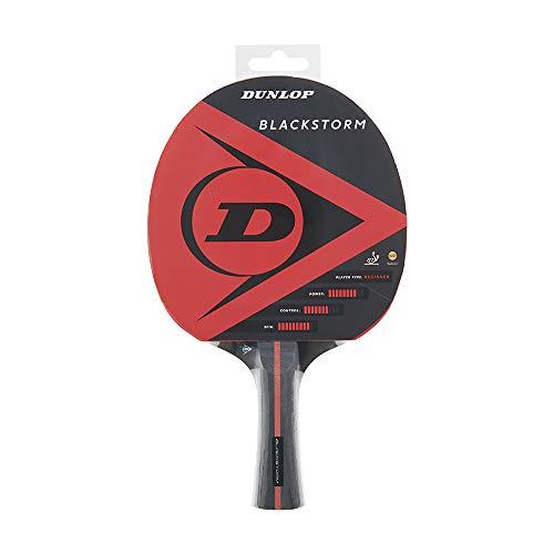 Dunlop Blackstorm Tischtennisschläger - ITTF-Zulassung perfekt für Einsteiger