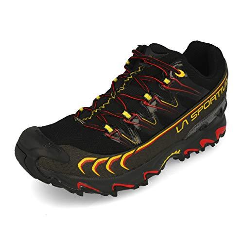 La Sportiva - Ultra Raptor GTX, scarpe da montagna nere e gialle, Multicolore (Nero giallo), 42 EU