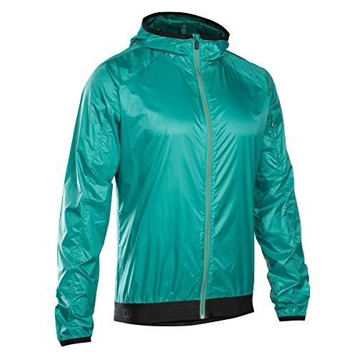 Ion Shelter 2019 Veste Coupe-Vent pour vélo Vert, XXL (56)