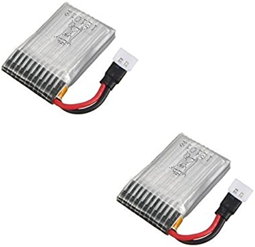 2 x Quantity of Estes Dart 3.7v 240mAh Lipo Battery Rechargeable Power Pack - FAST Libre SHIPPING FROM Orlando, Florida USA