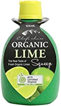 Chef's Choice Organic Lime Squeeze 125 ml