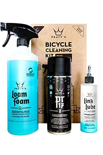 Peatys unisex, Protect & Lube Bike Cleaning startpaket, neutral, en storlek