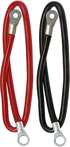EPAuto 20-Inch Battery Inverter Cable Set