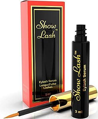 Show Lash - Premium Eyelash and Eyebrow Growth Enhancing Serum for Longer, Thicker, Gorgeous Looking Lashes.