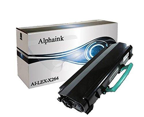 Alphaink AI-LEX-X264 Toner compatibile Lexmark X264H11G X363 X364, 9000 copie