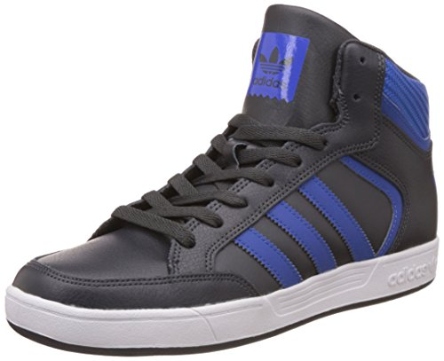 adidas Varial Mid, Herren High-top, Mehrfarbig (Dgh Solid Grey/blue/ftwr White), 40 EU (6.5 UK)
