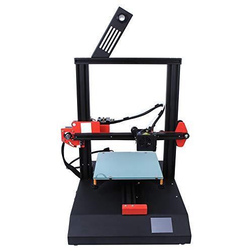 Stampante 3D, Stampante 3D Industriale Anet ET4 con Touch Screen da 2,8 Pollici, Piattaforma di Stampa Desktop per Uso Domestico ad Alta precisione, Supporto Stampa Online/Offline(Nero)