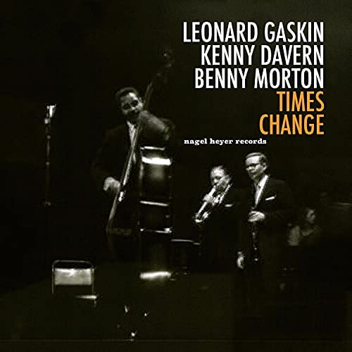 Leonard Gaskin, Kenny Davern & Benny Morton