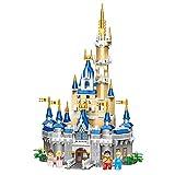 RSTJ-Sjef Exclusives Castillo Disney - Juegos De Construcción (Multicolor)