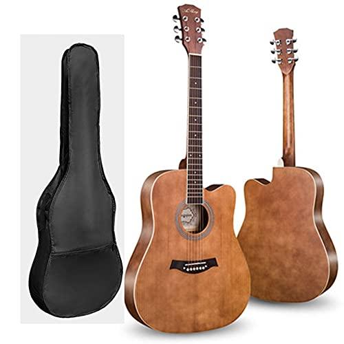 LXHNG Guitarra Clásica, Guitarra Acústica De Madera Contrachapada De Tilo Sudafricano De Grado A Junior para Niños Y Niñas Principiantes Guitarra Principiante De Nivel De Entrada