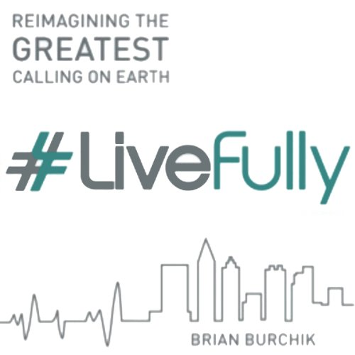 #LiveFully audiobook cover art