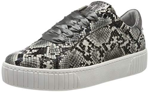 MARCO TOZZI Damen 2-2-23736-33 Sneaker, Grau (Grey STR. Comb 209), 40 EU