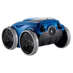 4-wheel drive robotic cleaner outfitted with Aqua-Trax tires for all pool surfaces ActivMotion Sensor Technology for unmatchable navigation, even in larger and free-from pools.Cable Length:70 feet Cable Vortex Vacuum Technology allows cleaner to pick...