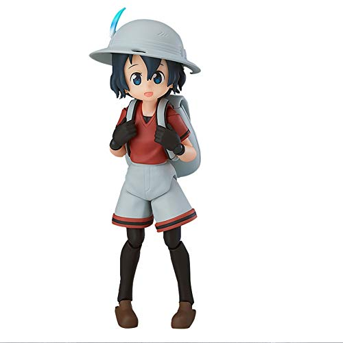 Genuine Max Factory Anime Doll Beast Girl Zoo figma Kaban can do Second-Hand Model Collection H-2020-4-10 image