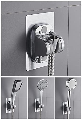 MBMB Soporte para cabezal de ducha, no requiere taladros