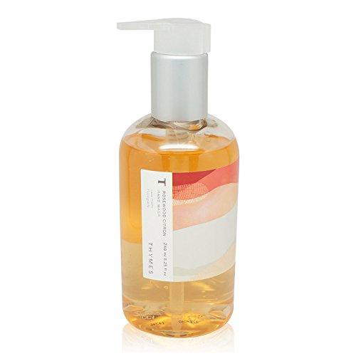 Thymes Rosewood Citron Hand Wash, 8.25 Ounce