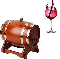 ◆ Fait de pin de haute qualité, sûr et durable. ◆ boissons en fûts au fil du temps afin d'améliorer ses caractéristiques de goût en raison de l'étirement de chêne oligo-éléments utiles et des enzymes. ◆ Tous les fûts de chêne de vin en bois sont test...