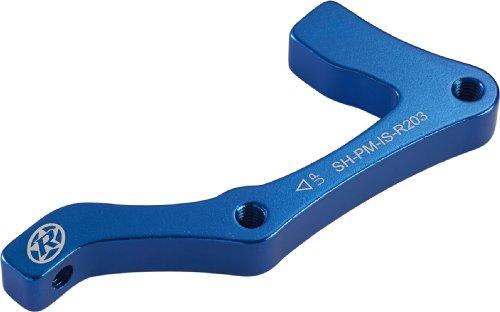 Reverse Adaptador de Frenos de Disco Shimano IS de PM 203Trasera Color...