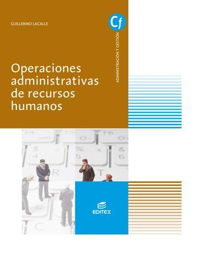 Operaciones administrativas de recursos humanos (Ciclos Formativos)