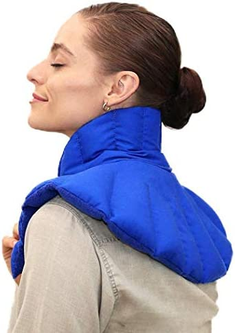 My Heating Pad Microwave Heating Pad for Neck and Shoulders and Upper Back Reusable Large Heating product image