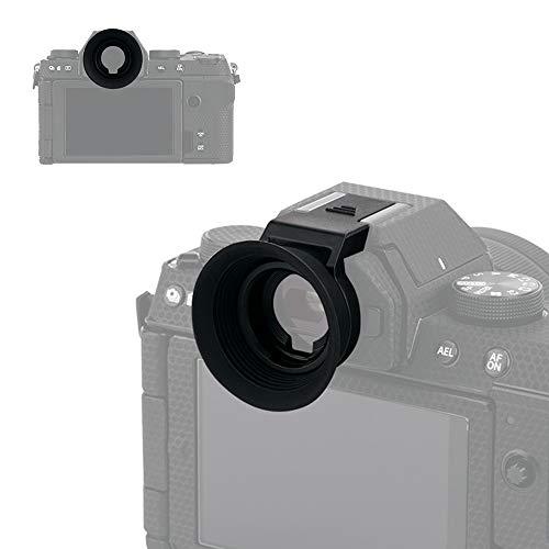 Kiwifotos Ögonkopp okular för Fujifilm Fuji X-S10 X-T200 sökare (varmskomonteringsinstallation)