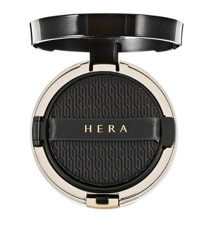 殺人者スペース赤外線(ヘラ) Hera ブラッククッション SPF34/PA++ 本品15g+リフィール15g / Black Cushion SPF34/PA++ 15g+Refil15g (No.23 Beige) (韓国直発送) shumaman