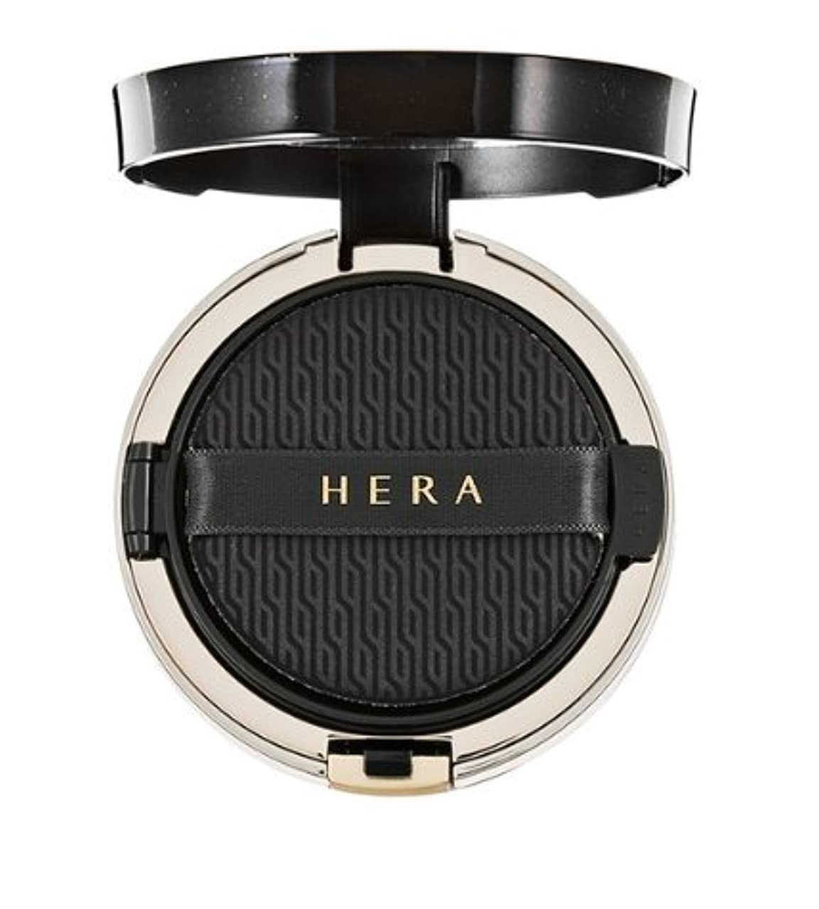 旅セミナー協会(ヘラ) Hera ブラッククッション SPF34/PA++ 本品15g+リフィール15g / Black Cushion SPF34/PA++ 15g+Refil15g (No.21 banila) (韓国直発送) shumaman