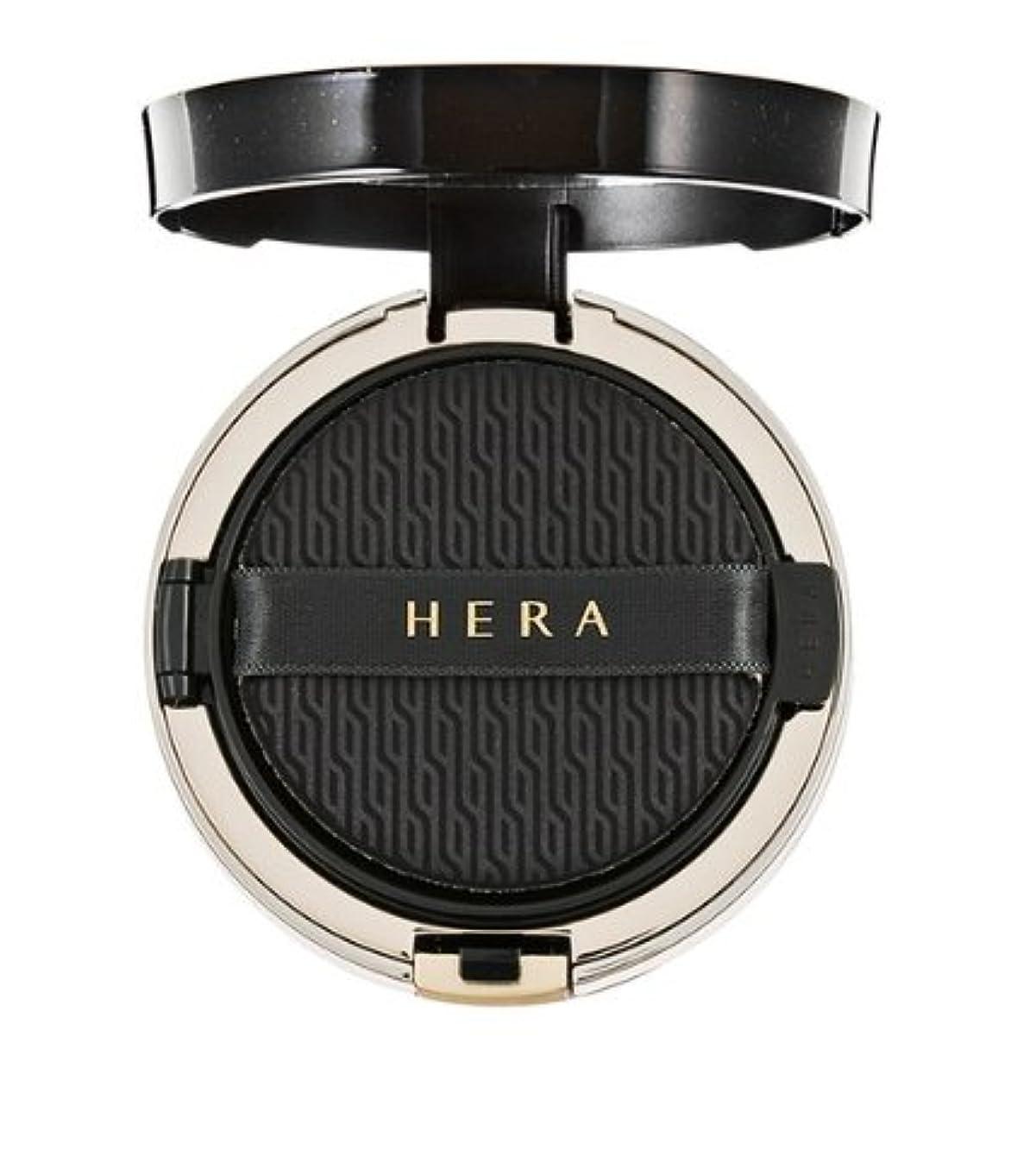 情緒的召集するなしで(ヘラ) Hera ブラッククッション SPF34/PA++ 本品15g+リフィール15g / Black Cushion SPF34/PA++ 15g+Refil15g (No.21 banila) (韓国直発送) shumaman