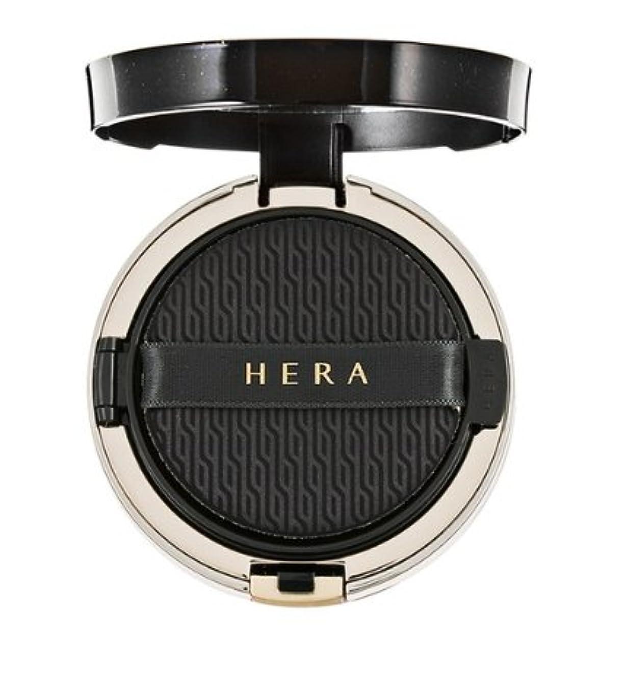 音節銃中性(ヘラ) Hera ブラッククッション SPF34/PA++ 本品15g+リフィール15g / Black Cushion SPF34/PA++ 15g+Refil15g (No.25 ember) (韓国直発送) shumaman