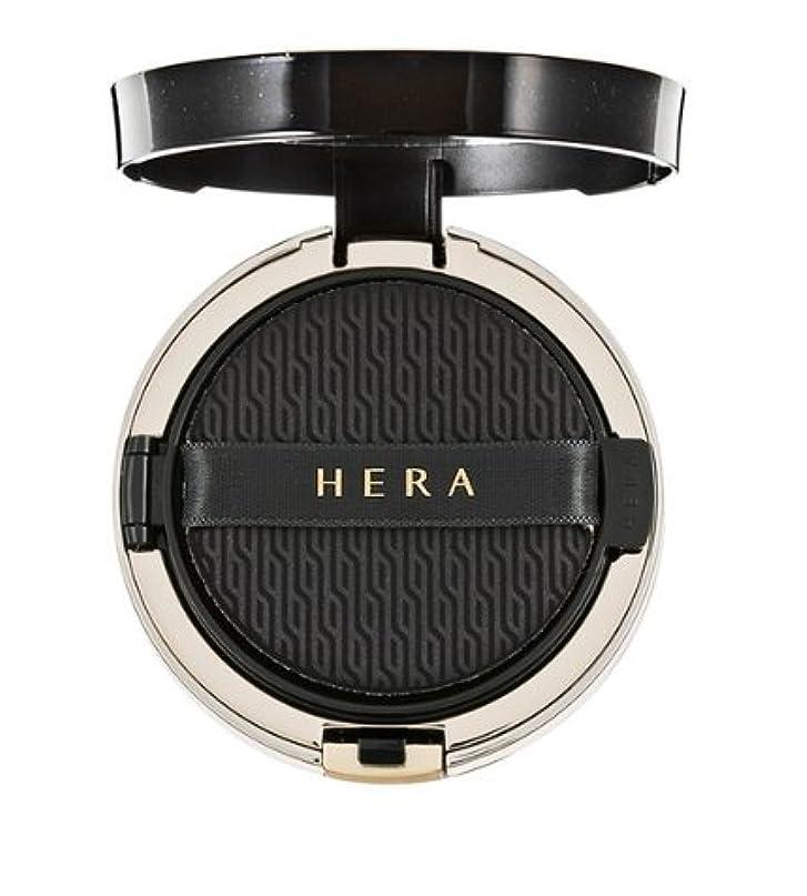 保守的寛容なあえて(ヘラ) Hera ブラッククッション SPF34/PA++ 本品15g+リフィール15g / Black Cushion SPF34/PA++ 15g+Refil15g (No.21 banila) (韓国直発送) shumaman
