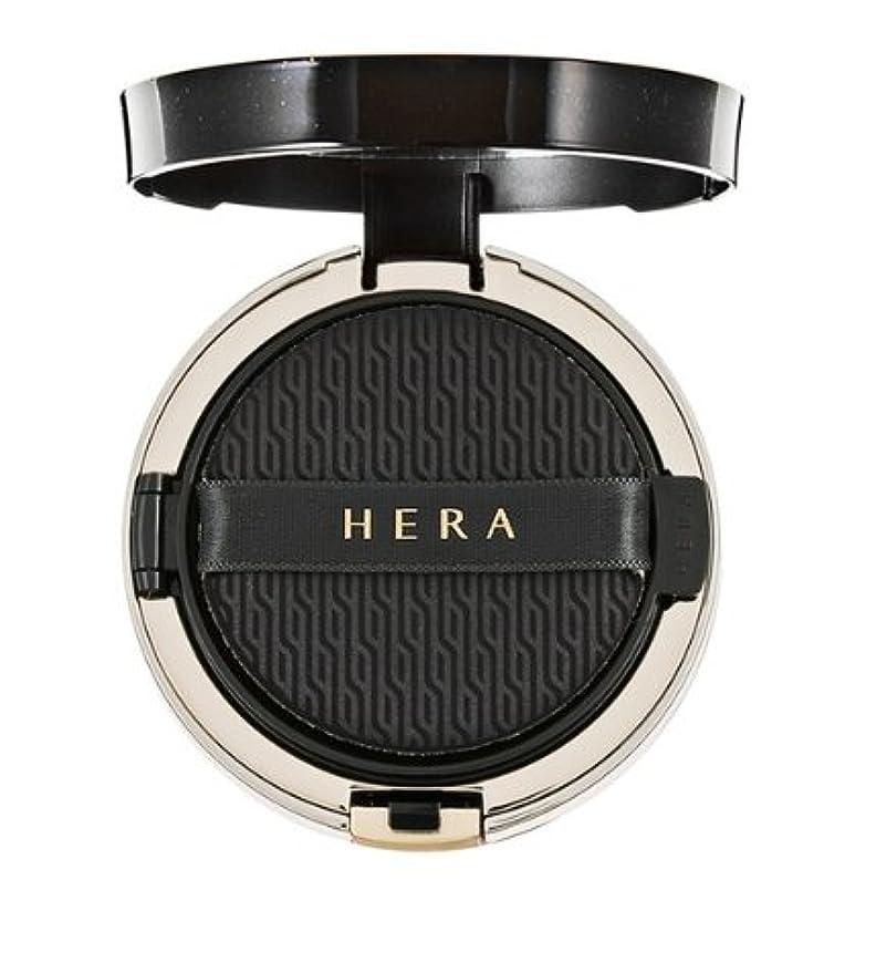 妻ハードウェア節約(ヘラ) Hera ブラッククッション SPF34/PA++ 本品15g+リフィール15g / Black Cushion SPF34/PA++ 15g+Refil15g (No.21 banila) (韓国直発送) shumaman