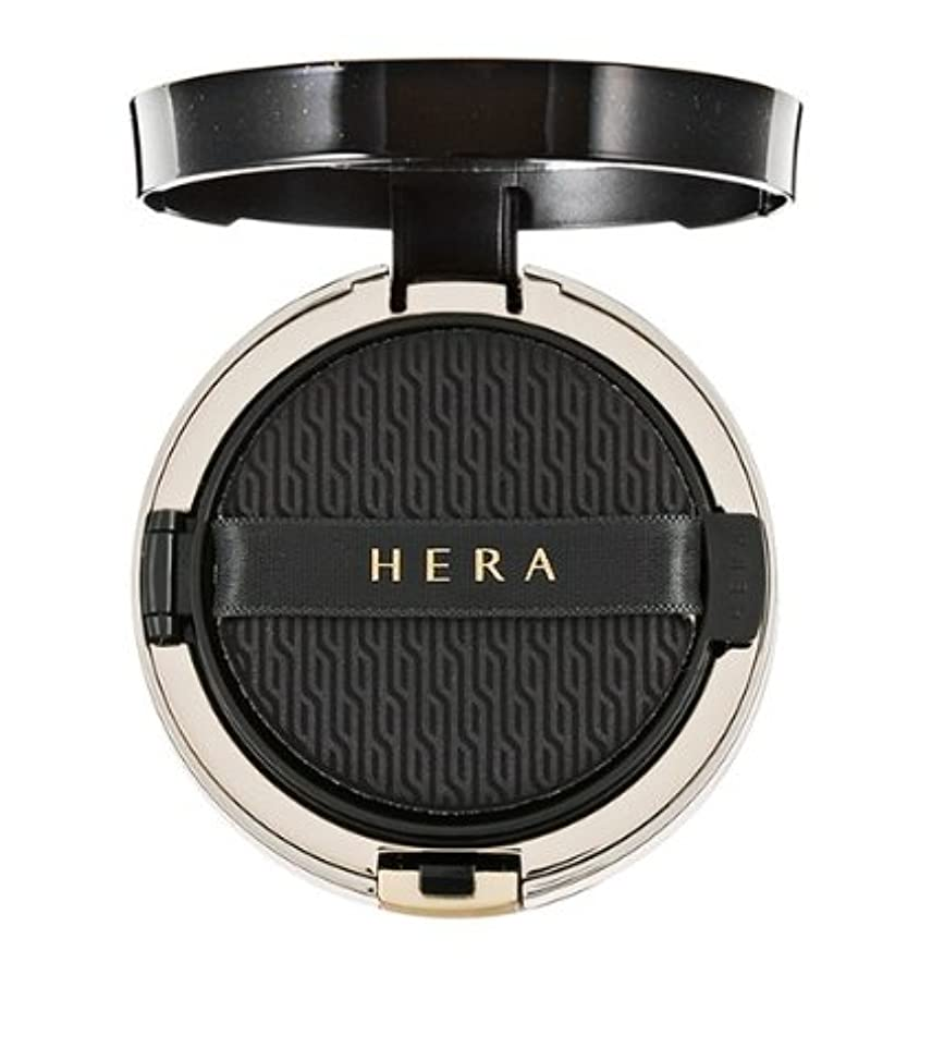 が欲しい読み書きのできない楽しませる(ヘラ) Hera ブラッククッション SPF34/PA++ 本品15g+リフィール15g / Black Cushion SPF34/PA++ 15g+Refil15g (No.23 Beige) (韓国直発送) shumaman