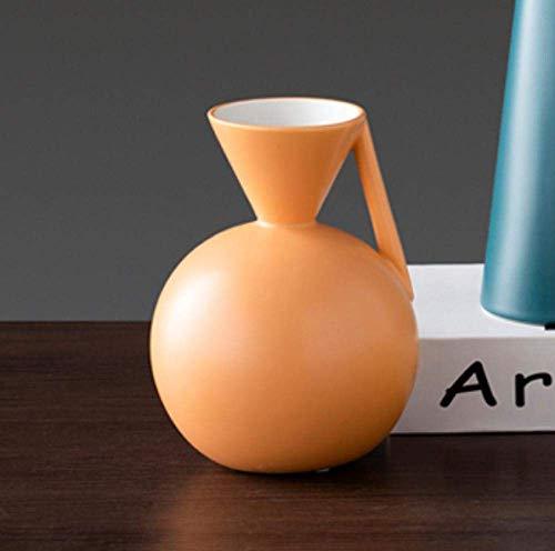 DSENIW QIDOFAN Crafts Dekorationen Kunsthandwerk Keramik-Vasen Hause Ornamente Wohnzimmer Platten Blumenarrangements Weinschränke Arbeitsräume
