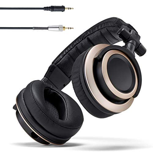 Status Audio CB-1 Closed Back Studio Monitor Headphones with 50mm Drivers -...
