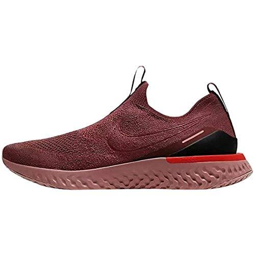 Nike Epic Phantom React Fk Mens BV0417-600 Size 12, Cedar/Cedar-black-bright Crimson