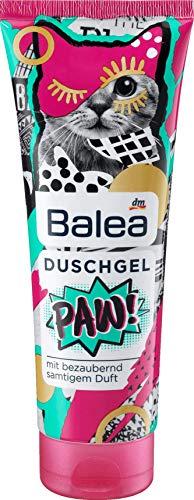 Balea Duschgel PAW!, 1 x 250 ml