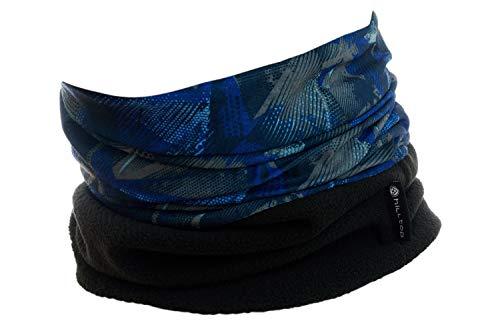 Hilltop Polar Multifunktionstuch Fleece. Cooles Design in aktuellen Trendfarben, Farbe Polar Tuch:Design 355-19