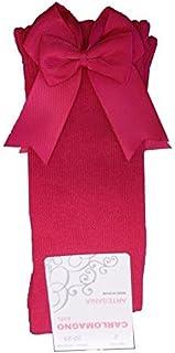 Carlomagno, Calcetines altos con nudo para la rodilla Talla:EU 22-23 [2]